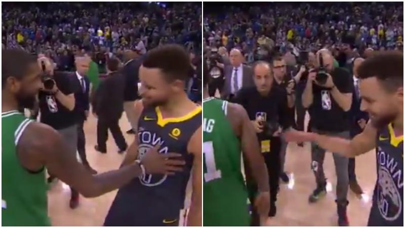 本賽季NBA五大溫暖瞬間, 星海哥受傷騎士全場球迷起立祈禱!
