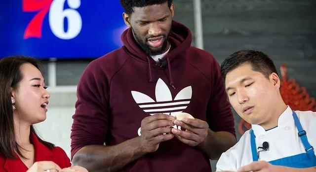 揭秘 | NBA球隊是如何搭配飲食?帶你走進76人的廚房!