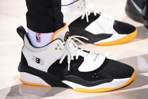 今日例行賽上腳球鞋一覽:Kyle Kuzma 穿 James 球鞋致敬-Haters-黑特籃球NBA新聞影音圖片分享社區
