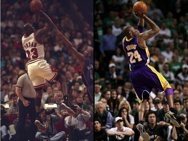 太神奇!看完了這8張NBA對比圖發現,真的可以有一模一樣的動作!