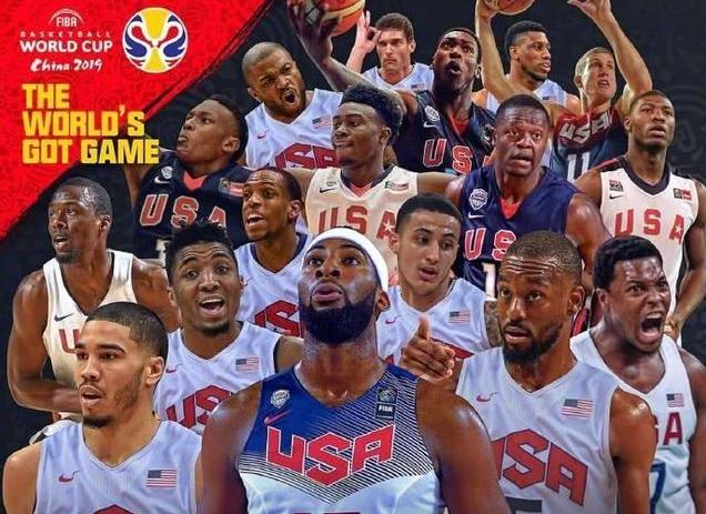 美國男籃又有兩人退出!NBA名嘴怒了:你們拿這當免費訓練營?