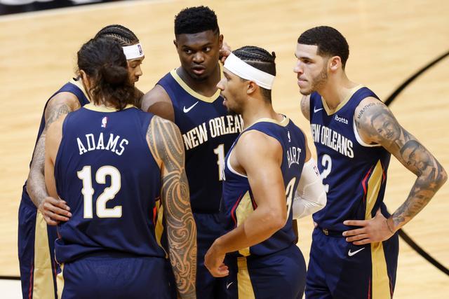 解除限時令胖虎有多強?13中8轟26+11,Zion:如今我的思維和身體能夠統一了!(影)-籃球圈