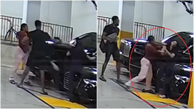【影片】軟豆與女友被指控打人!影片流出:女友戰鬥力驚人,可能面臨嚴懲!