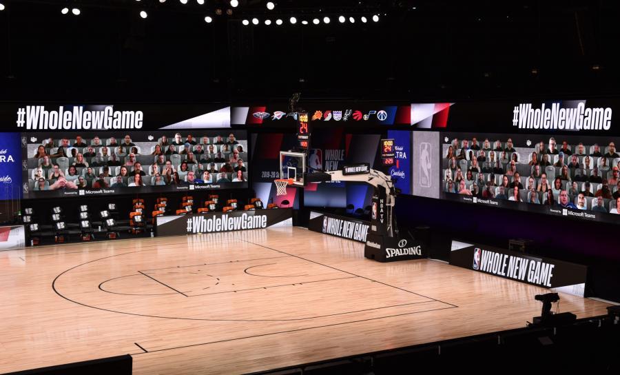 重啟泡泡聯盟?曝NBA老闆不願出錢重啟在園區的比賽模式,上賽季的成本高達1.8億!-籃球圈
