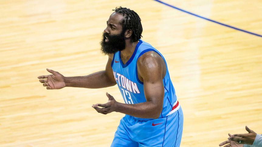 拒絕2年1.03億續約,交易後損失1360萬!為了離開火箭,哈登真不在乎錢!-黑特籃球-NBA新聞影音圖片分享社區