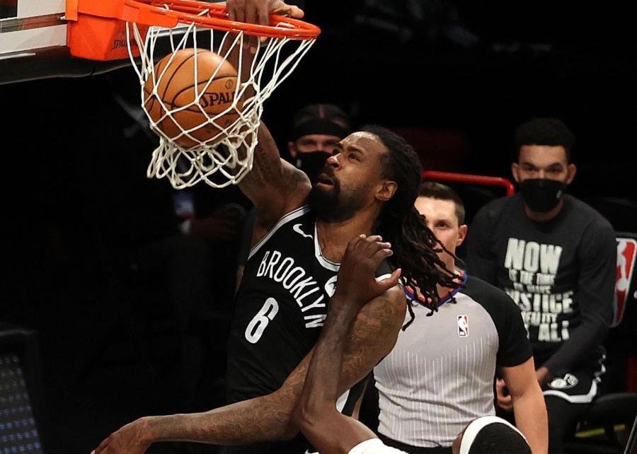 Middleton絕殺失敗,哈登砍34+12,杜蘭特30分,籃網險勝公鹿豪取四連勝!(影)-籃球圈