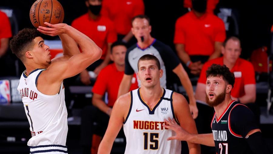金塊主帥馬龍確認,小Porter的新冠檢測呈陽性,月初曾闢謠其僅是接觸者!-黑特籃球-NBA新聞影音圖片分享社區