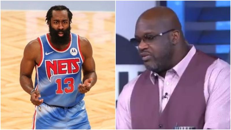 哈登罕見憤怒發聲!回擊質疑矛頭直指歐尼爾:一些前NBA球員利用電視台幹著相反的事!
