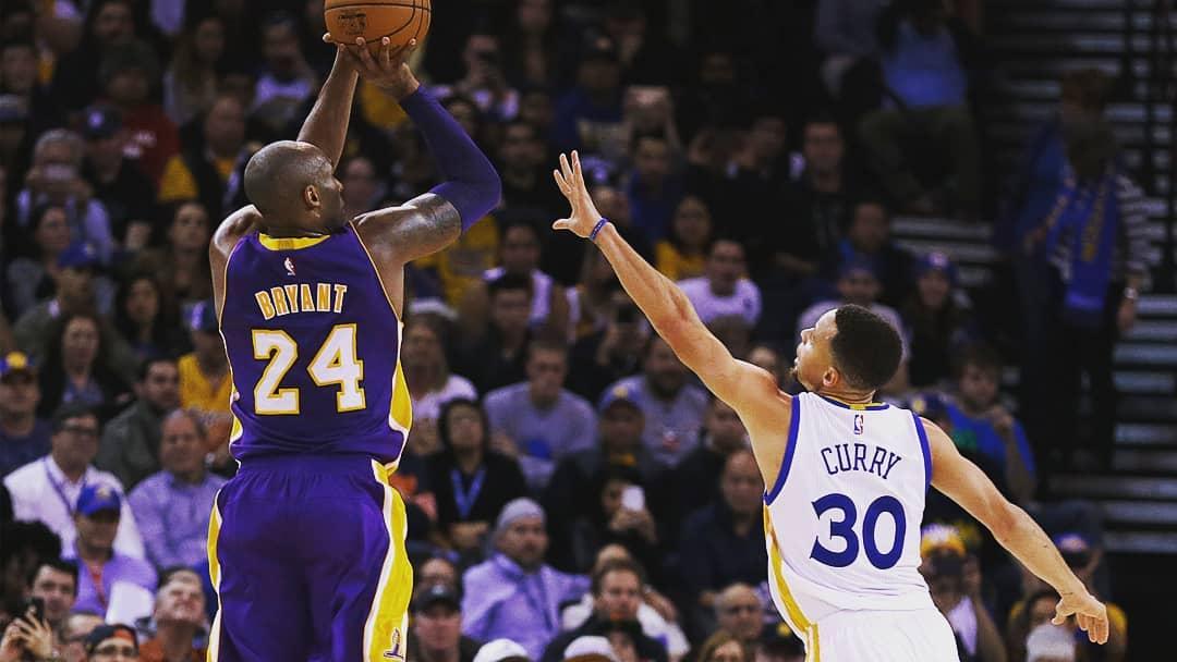 【影片】永遠忘不了那一天!Curry幽默回憶與Kobe單挑往事,這一番話笑中含淚!