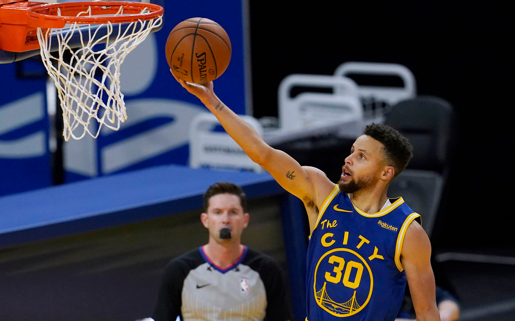 神奇的能力!Curry能迅速調節心跳速率:90秒暫停時間可以將心率降至80!