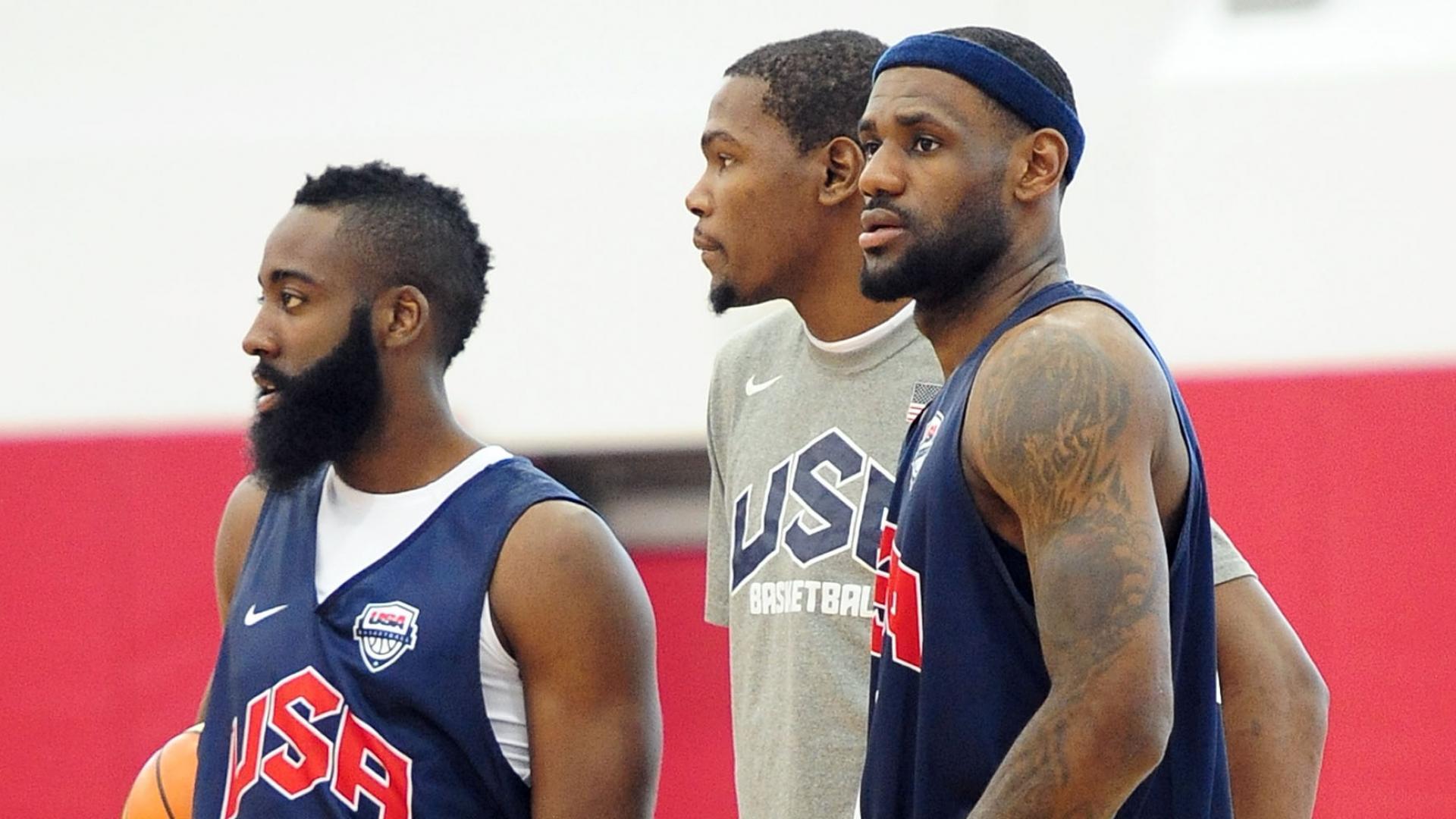 選拔夢幻隊!美國男籃發出60份奧運會邀請函, Curry詹皇KD均受邀!-籃球圈