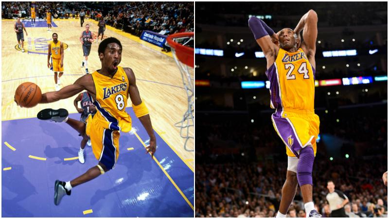 當年Kobe為何從8號換成24號?禪師說他想超越喬丹,而老大本人是這麼說的!