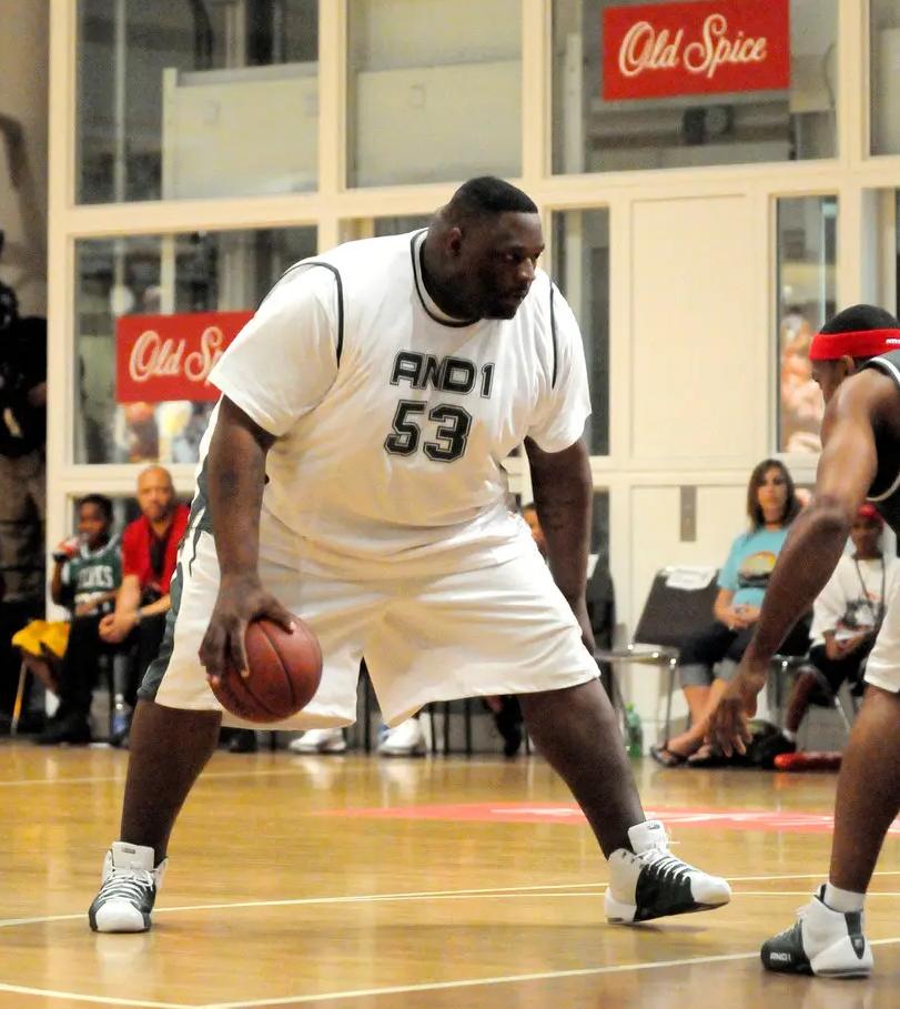 5年後哈登會胖成這樣?美媒P圖調侃,球迷:布魯克林「雲梯」!-籃球圈