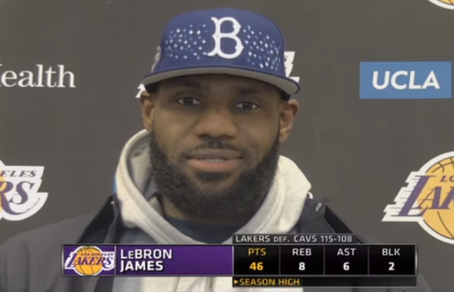 【影片】這第一名到底要多強?36歲的詹姆斯封蓋Sexton,這彈跳太恐怖了…-籃球圈