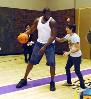 重選100次都是狀元的歐尼爾,他的天賦有多好?五張相片給你答案!-黑特籃球-NBA新聞影音圖片分享社區
