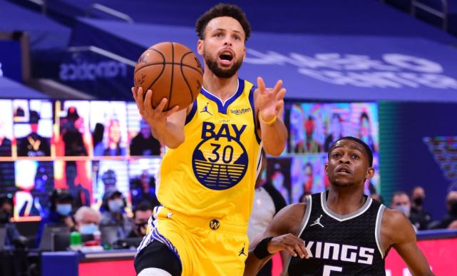三節30+9+8!Curry逆天鏡頭NBA罕見,剛過半場就遭雙人合圍!(影)