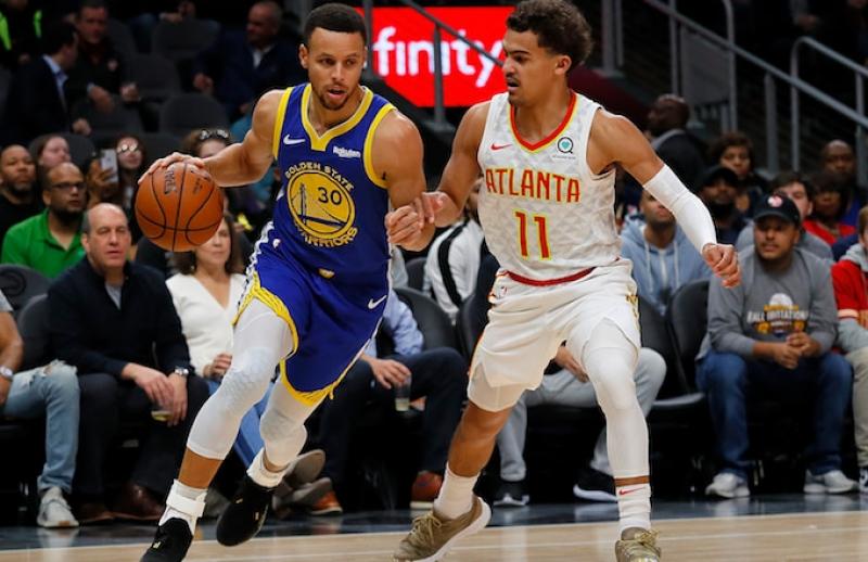 最強射手換我當!特雷楊放話只要1年就可超越Curry,球迷質疑:你認真嗎?-黑特籃球-NBA新聞影音圖片分享社區