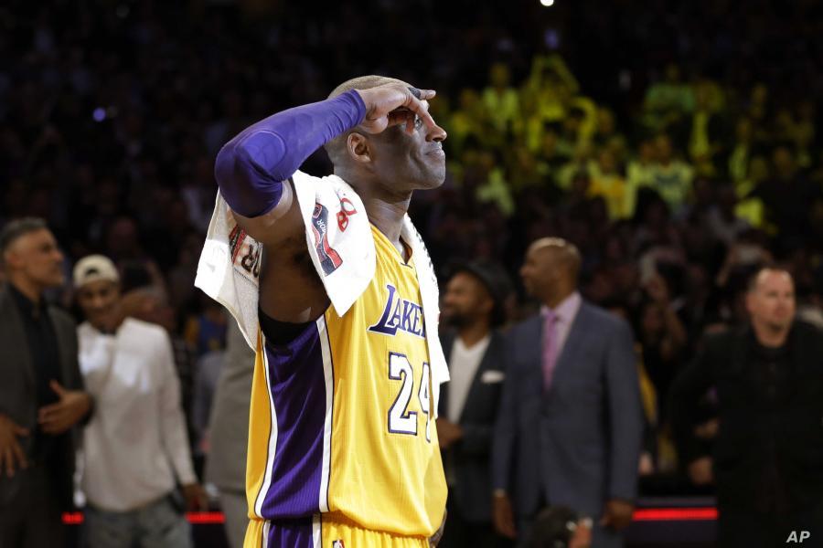 【影片】Kobe逝世一週年,重溫其生涯最後一戰,60分的告別表演,看哭了所有球迷!-籃球圈