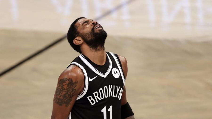 餘下賽季都繼續休戰?籃網害怕厄文不再回歸,這催促了他們換來哈登!-黑特籃球-NBA新聞影音圖片分享社區