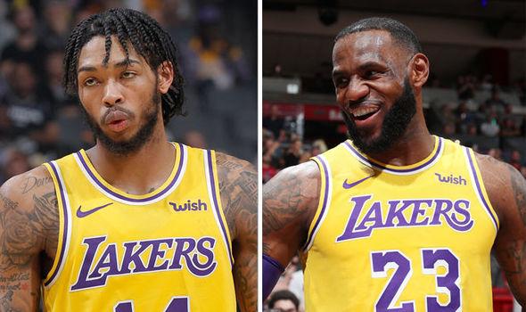 壓力太大!Hart:自從詹姆斯來了湖人以後,洛杉磯人的言論都把Ingram給毀了!-籃球圈