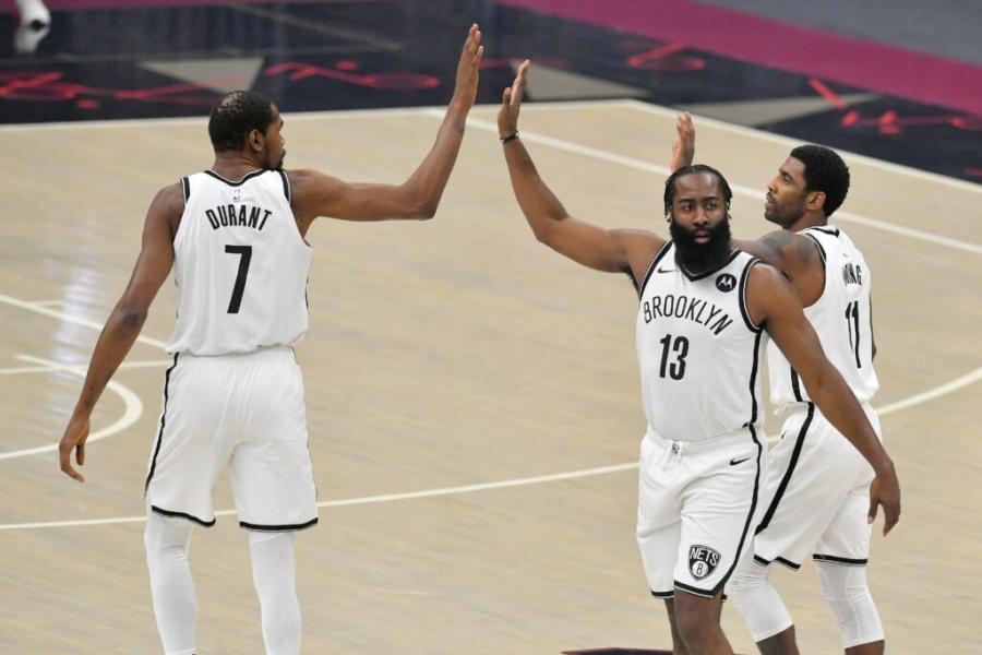 本賽季薪資最高的三人組,籃網三巨頭居首無懸念,湖人三人組性價比太高了!