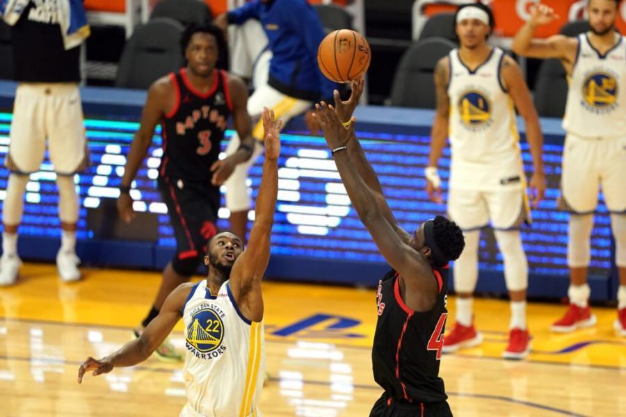 Wiggins為勇士出戰23場3次單場阻攻4+,在灰狼出戰447場0次,今年一防有他一席之地!-黑特籃球-NBA新聞影音圖片分享社區