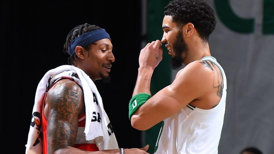 多人確診為何NBA仍不停賽?醫學專家給出專業分析:病毒幾乎不可能通過比賽傳播!