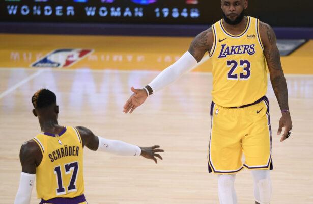 Schroder再次喊話佩林卡,表態想長留湖人,想要2000萬長約?-黑特籃球-NBA新聞影音圖片分享社區