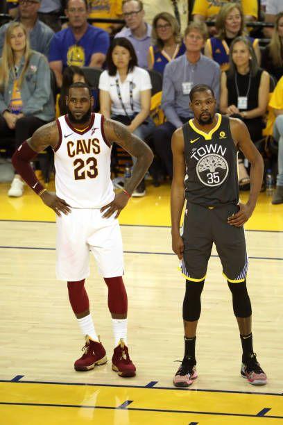 如果你是球隊老闆,杜蘭特和詹姆斯你會選誰?歐肥給出答案:給我100次機會我都會選他!-籃球圈