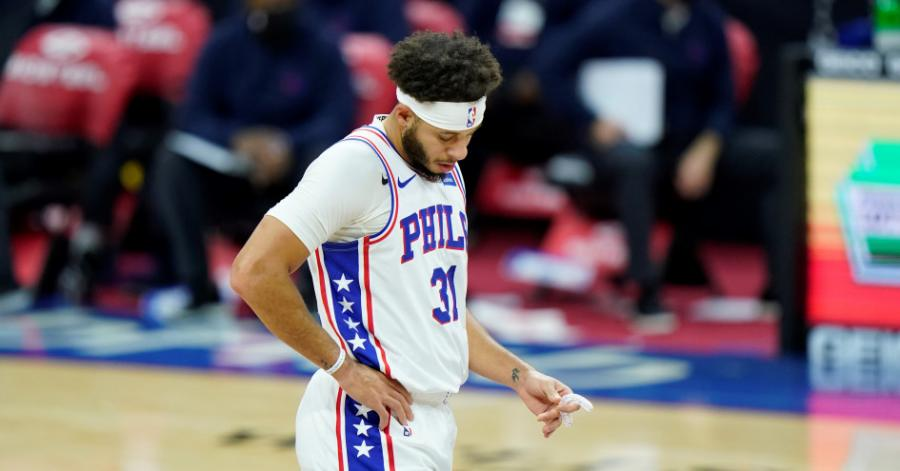 小Curry確診新冠當天,曝隊友Simmons得知消息後,連夜顧了一個司機逃離紐約!-籃球圈