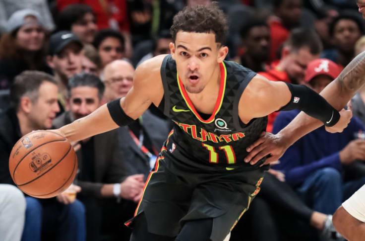 開賽打出MVP級別的表現,但被偶像Nash批評後,特雷楊突然變得不會打球了?-籃球圈