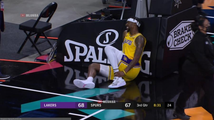 湖人迎4大利好!詹皇超越Kobe,一眉哥創賽季新高,Pope回應腳踝傷勢!