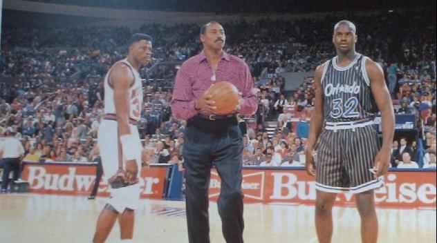 歐尼爾的天賦NBA沒幾個人比得上!但和他相比較的話,還是差了一大截啊!