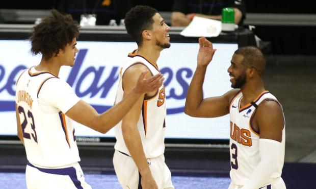 不要輕易惹怒太陽隊,9中1又如何?領袖的作用被保羅演繹到極致!(影)-黑特籃球-NBA新聞影音圖片分享社區