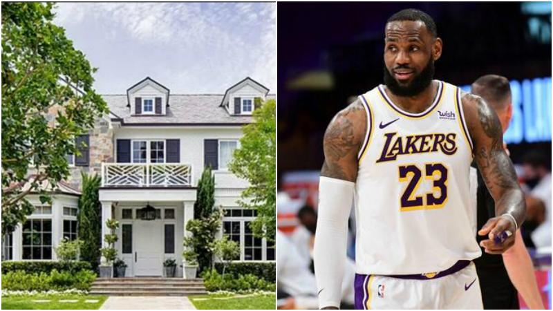 2050萬美元!詹皇掛牌出售豪宅,虧40萬仍決定賣掉,目前他已經搬走了!