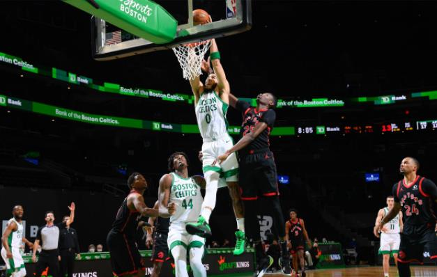 Tatum轟27+12,Lowry 14+19助,塞爾提克力擒暴龍!(影)-黑特籃球-NBA新聞影音圖片分享社區