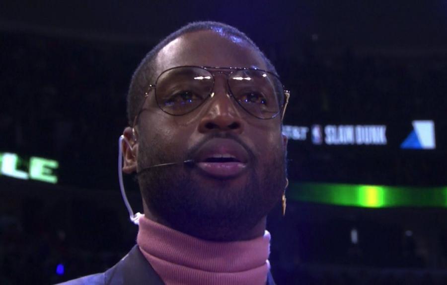 前車之鑒?韋德給灌籃大賽評委建議:別再隨便給他們10分了!