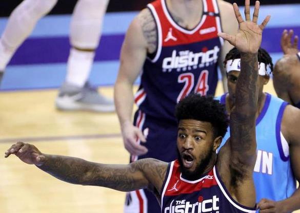 勇士奪冠功臣再就業!巫師宣佈裁掉Robinson,將用10天合同簽Bell-黑特籃球-NBA新聞影音圖片分享社區