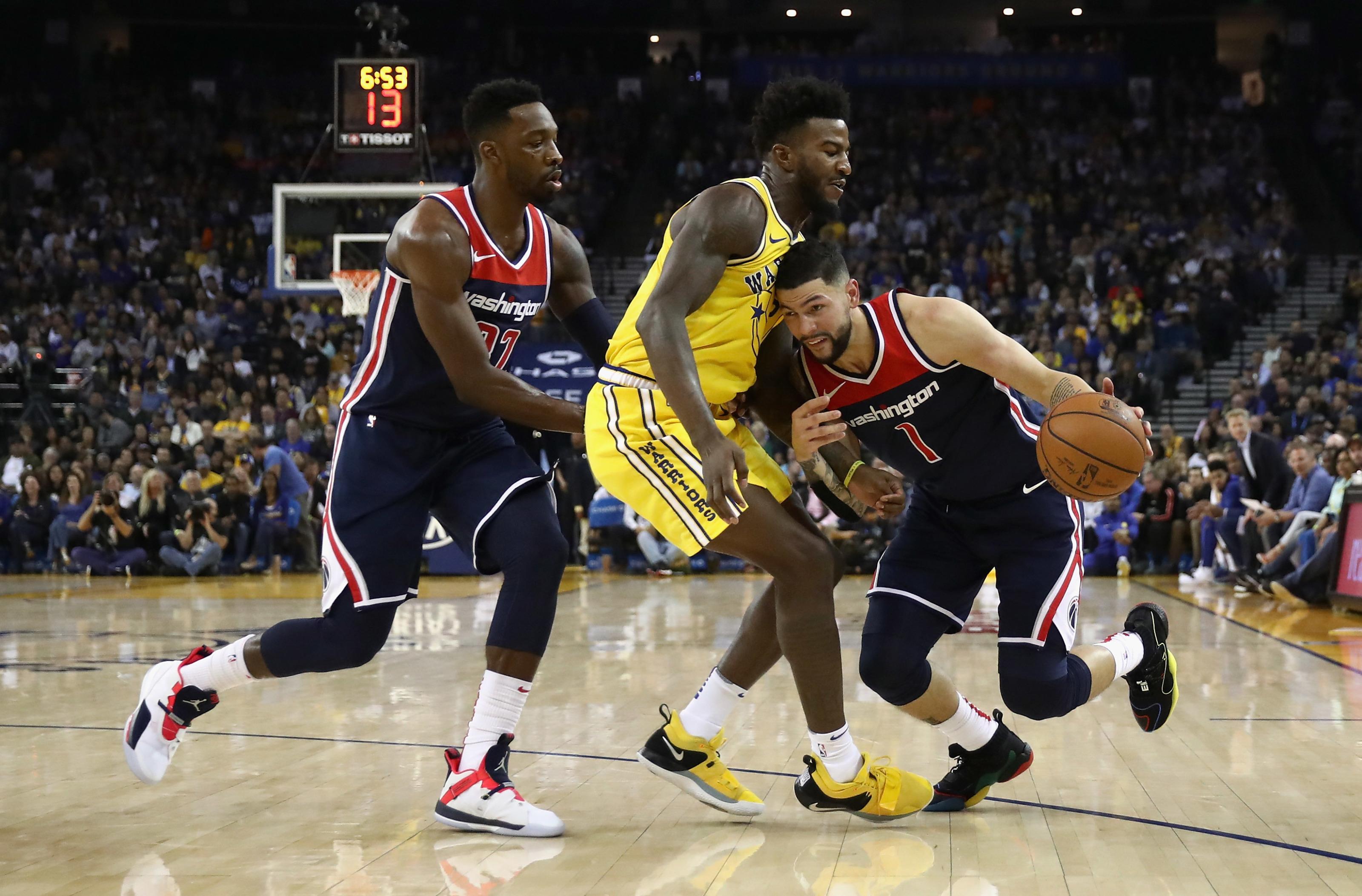 巫師將裁掉Jerome Robinson預計用10天短合同簽回Jordan Bell!-黑特籃球-NBA新聞影音圖片分享社區
