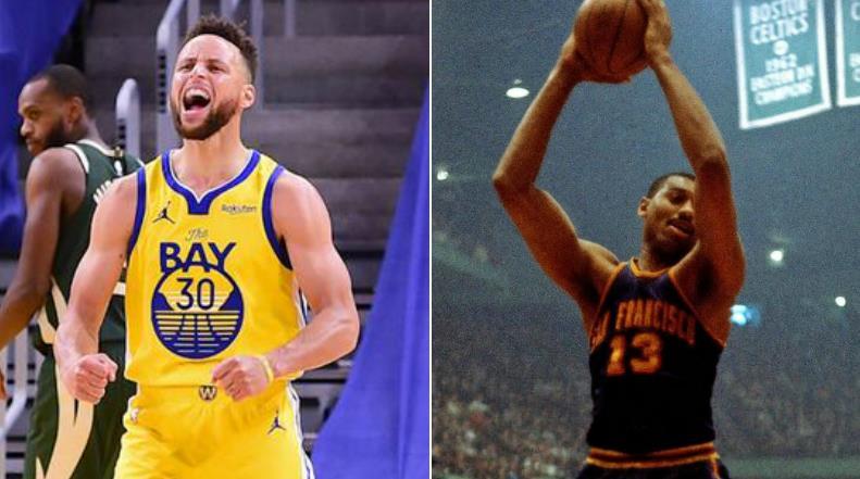 還差88分!Curry即將迎來重大里程碑,超越Chamberlain成為勇士隊史第一!-黑特籃球-NBA新聞影音圖片分享社區