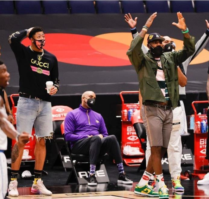 湖人迎利好!詹皇給暗示,Dudley透露內部消息,抓猛哥放言:我願做犧牲!-黑特籃球-NBA新聞影音圖片分享社區