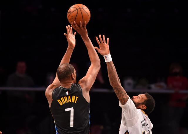 杜蘭特百分百命中率砍下17+5+5,1984年後隊史第2人!-黑特籃球-NBA新聞影音圖片分享社區