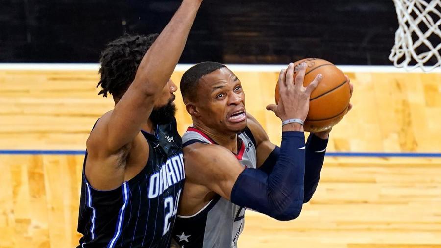 賽季第20次!Westbrook 28分鐘大三元又刷三大神跡:連追傳奇大O兩紀錄!(影)-黑特籃球-NBA新聞影音圖片分享社區