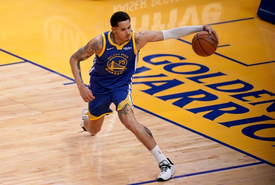 三大主力輪休!勇士誕生新版「浪花兄弟」+「追夢」,兩人合砍66分,Anderson 9+9+9!(影)-黑特籃球-NBA新聞影音圖片分享社區