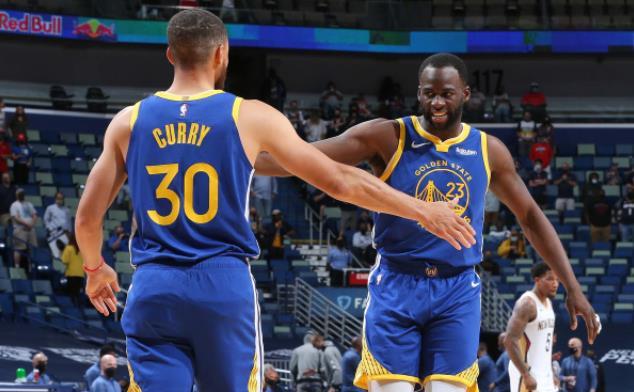 Curry 41分+8助,格林大三元,Zion 32+8,勇士大勝鵜鶘!(影)-黑特籃球-NBA新聞影音圖片分享社區