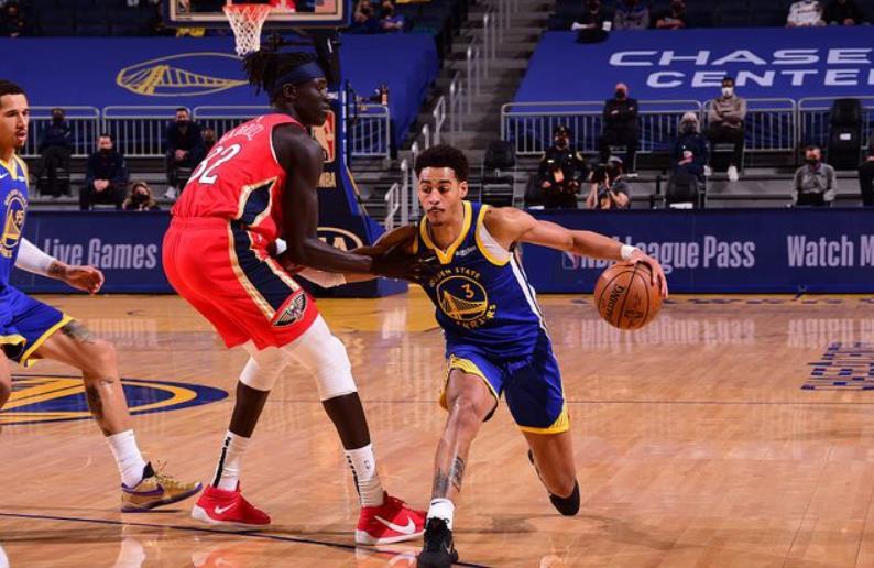 Poole 38+6,Mulder 28分,Walker 30分,殘陣勇士險勝鵜鶘(影)-黑特籃球-NBA新聞影音圖片分享社區