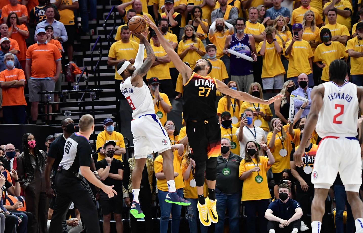 主場優勢?快艇VS爵士G1裁判報告出爐:2次錯判都對爵士有利!(影)-黑特籃球-NBA新聞影音圖片分享社區
