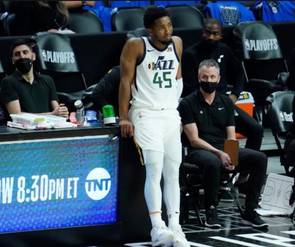 聯盟準備顫抖吧!Mitchell自信爵士能進冠軍賽:我去年只是被傷病困擾了-黑特籃球-NBA新聞影音圖片分享社區