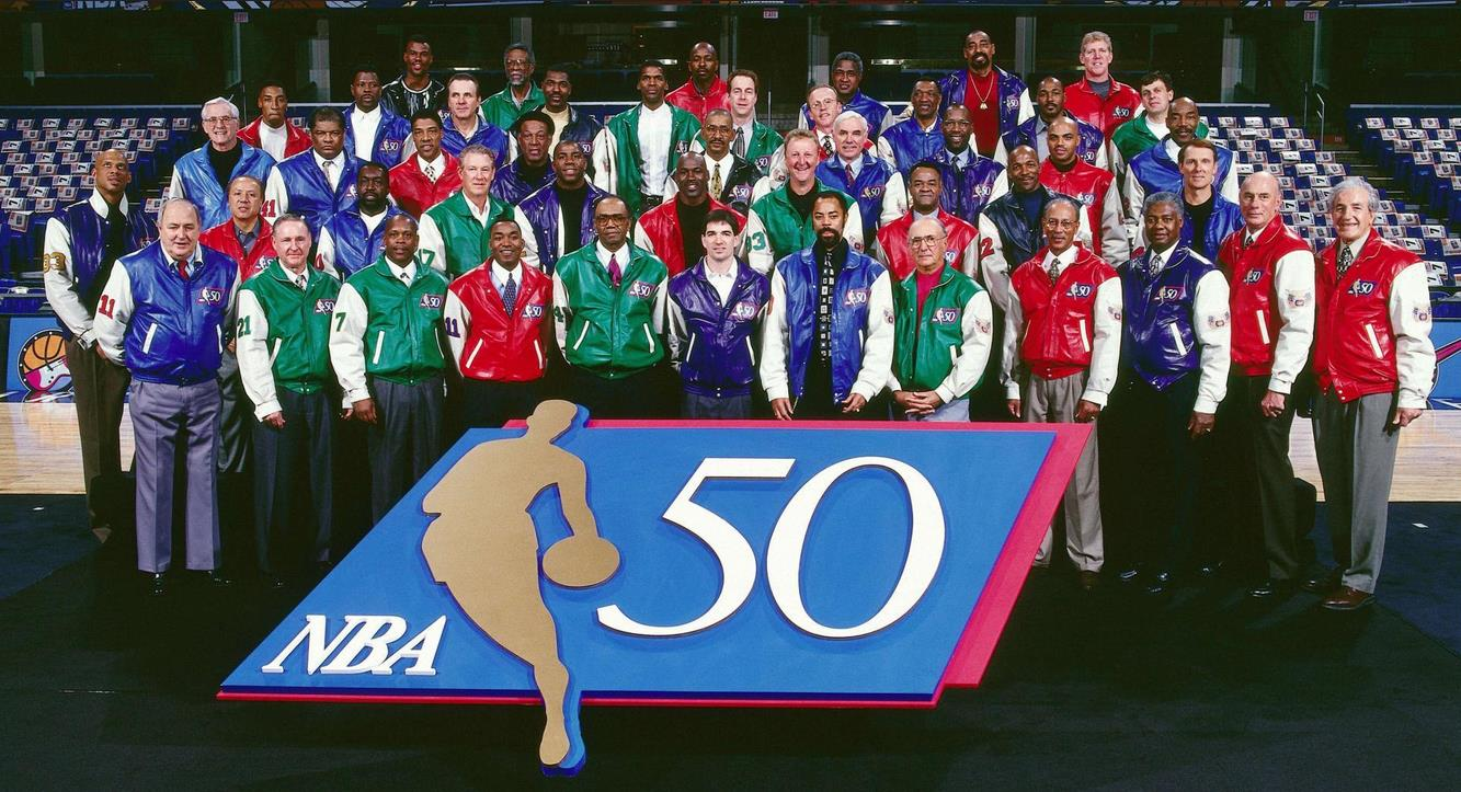 歐尼爾:我當年入選50大巨星時被罵得很慘!巴克利:你入選過?-黑特籃球-NBA新聞影音圖片分享社區