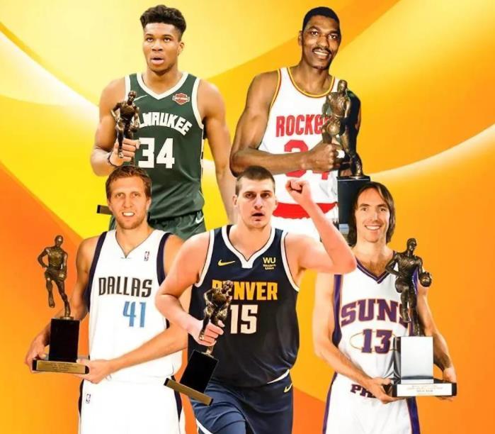 未來是國際球員的?4位球員達到MVP級別,並且都沒超過27歲!-黑特籃球-NBA新聞影音圖片分享社區